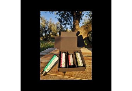 Coffret découverte « Saveurs de Provence »